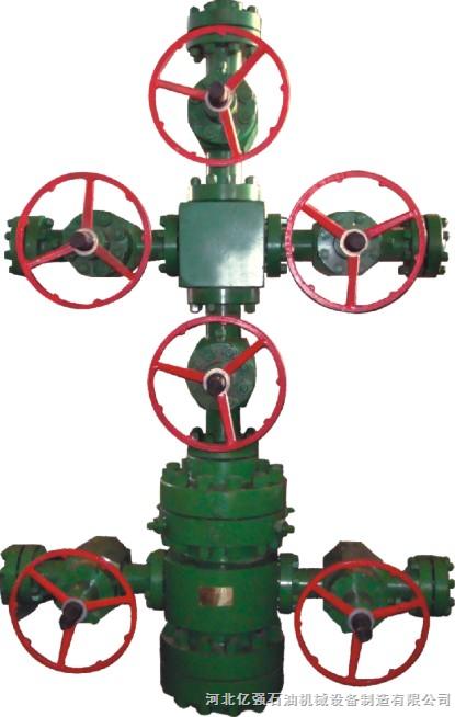 包装机械设备 河北亿强石油机械设备制造有限公司 采油树 kq35/65采气