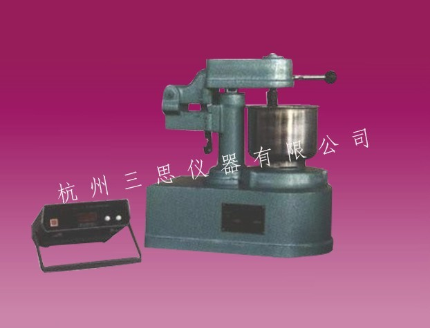 水泥胶砂搅拌机(三思仪器)