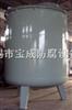 优质储罐钢塑复合立式储罐
