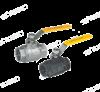 Q11F二片式丝口球阀